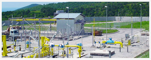 Wastewater purification of solid waste landfills